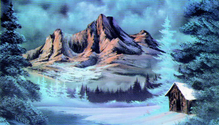 Joy of painting with bob ross the apt worldwide the joy of painting with bob ross voltagebd Choice Image